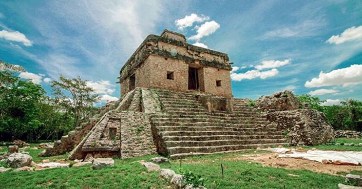 Descubren los significados ocultos de una ciudad maya
