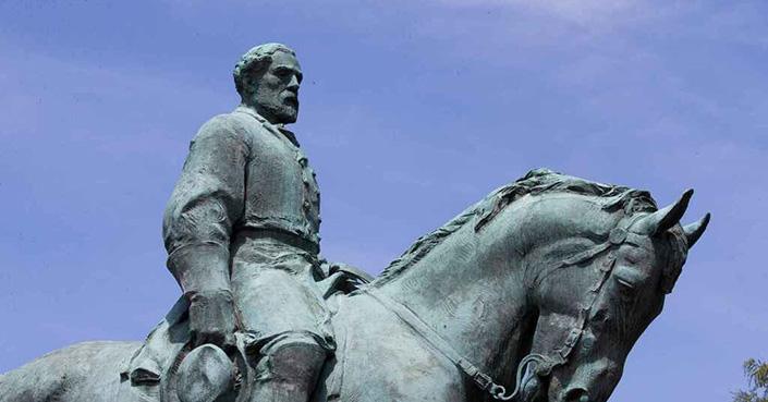 Insisten en quitar estatua confederada en Virginia