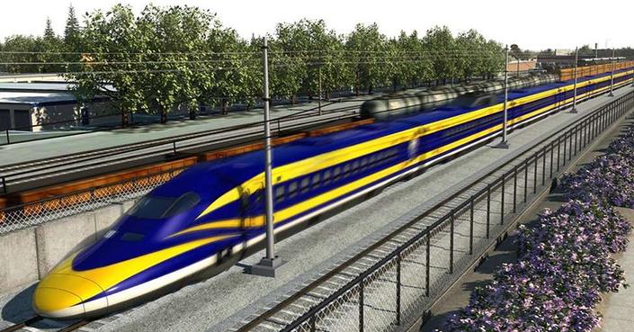 Restaurará EU fondos por casi mil millones de dólares para el tren bala de California