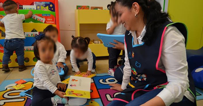 Estancias infantiles del ISSSTE están preparadas para el regreso a clases
