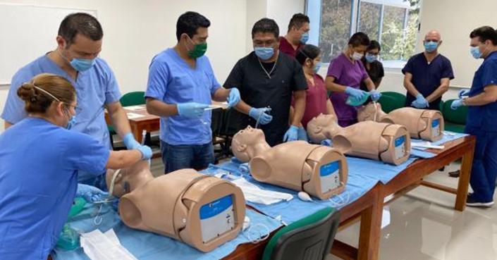 IMSS capacita a 30 mil profesionales de la salud en Centros de Simulación Clínica
